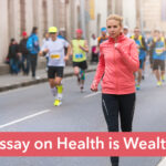 Essay on Health and Wealth