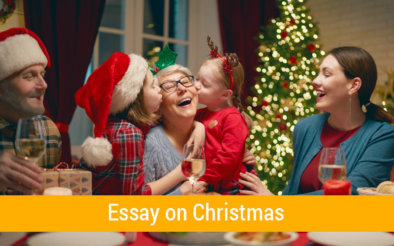 Essay on Christmas