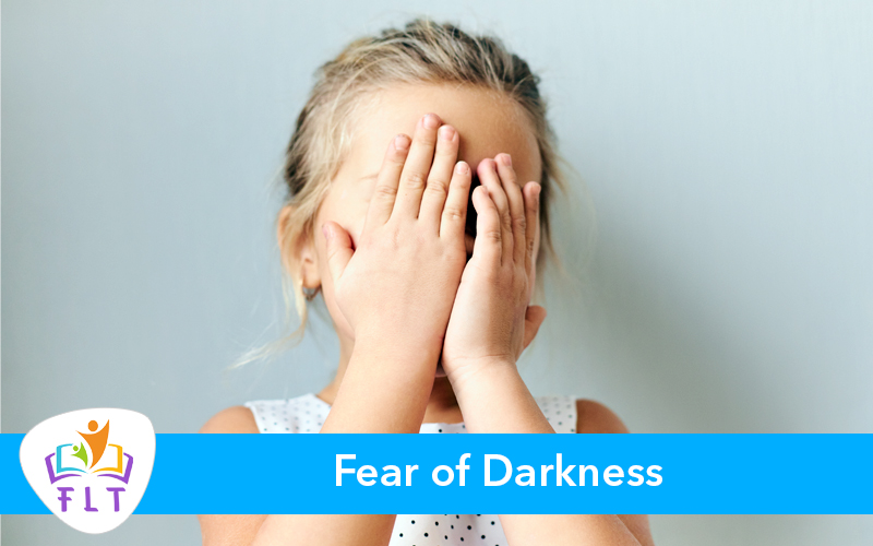 Children have fear of darkness – how to overcome this?