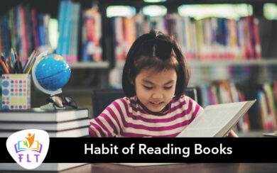 How to inculcate the habit of reading books in children