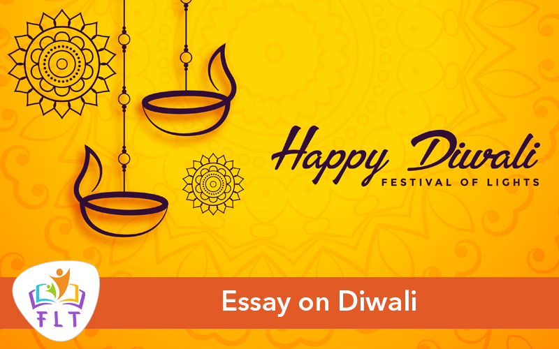 Long Essay on Diwali for Higher Class Children