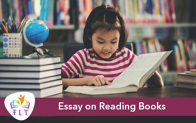 Essay on Reading Books