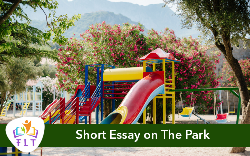 Short Essay on The Park