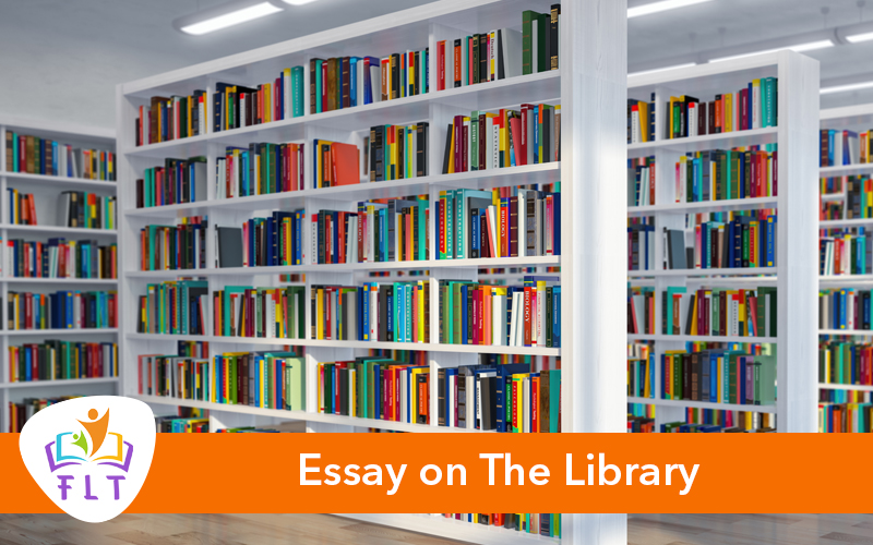 Essay on The Library