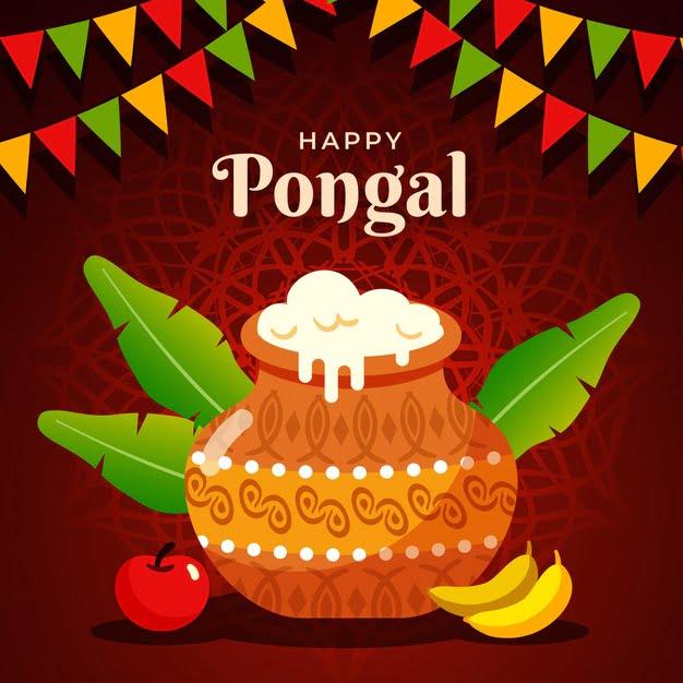 Free Pongal Greetings