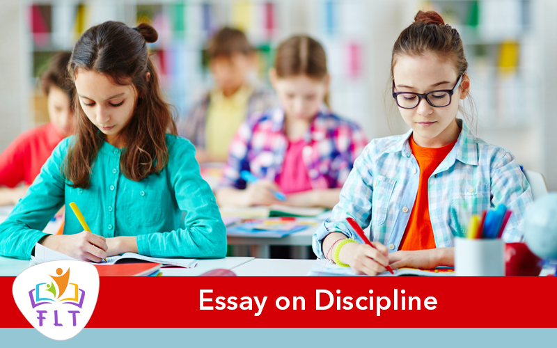 Essay on Discipline