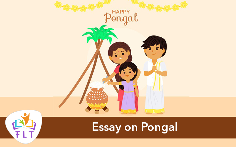 Short Essay on Pongal