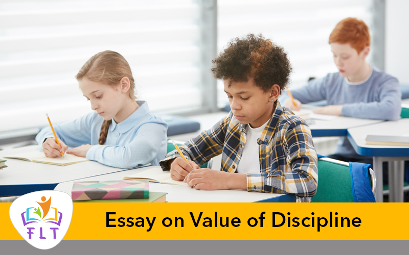 Essay on Value of Discipline