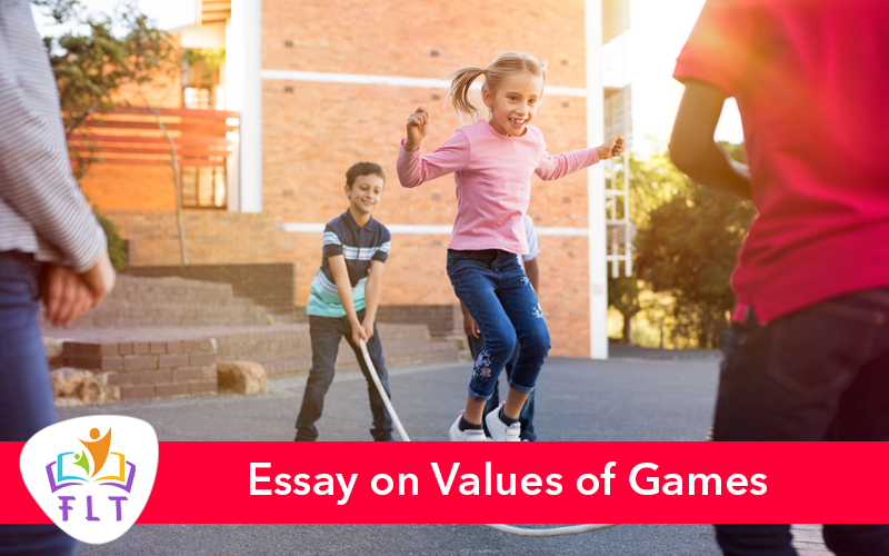 Long Essay on Values of Games
