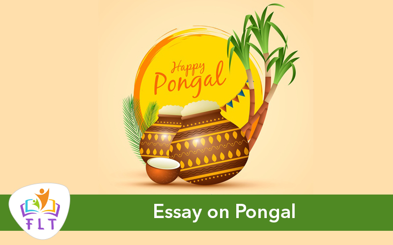 Long Essay on Pongal