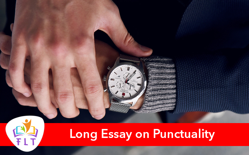 Long Essay on Punctuality